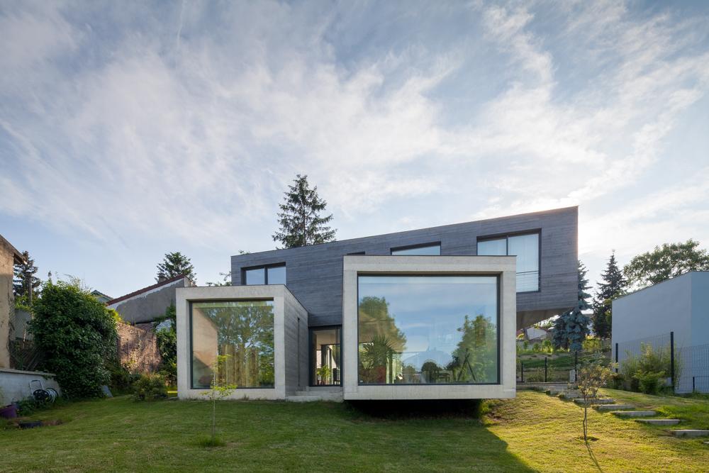 SKP architecture